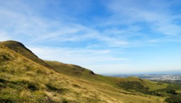 rolling Scottish Hills