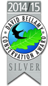 David Bellamy Silver Award 2014/15