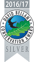 David Bellamy Silver Award 2016/17