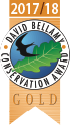 David Bellamy Gold Award 2017/18