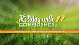 Holiday with Confidence Coronavirus Guarantee